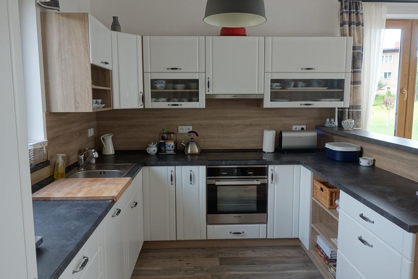 Kuchyně Rustik 225 Ln 237 Kuchyně Ulrich